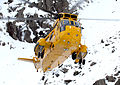 Royal Air Force Search and Rescue (SAR) Sea King in Snowdonia, Wales MOD 45152357.jpg