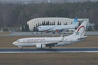 CN-RNL - B737 - Royal Air Maroc
