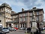 Royal Highland Hotel Inverneb Parking