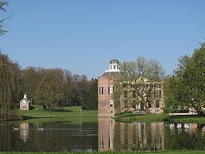 English: Rozendaal, castle Rozendaal Nederland...