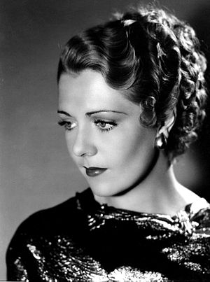 Ruby Keeler - Publicity photo, 1935