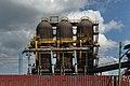 Ruda Slaska A blast furnace heaters 2021.jpg