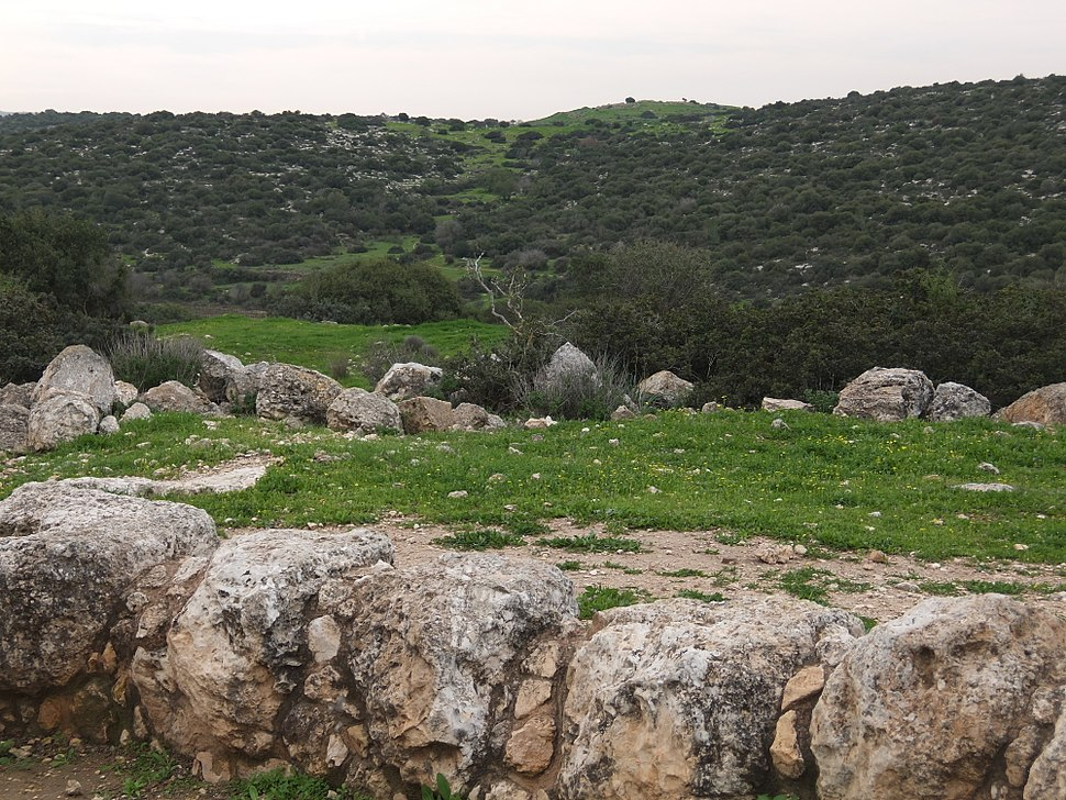 Ruin of Itri, Israel
