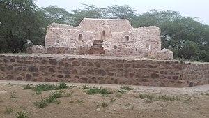 Tombs of Battashewala Complex - Ruins of Chota Batteshawla tomb