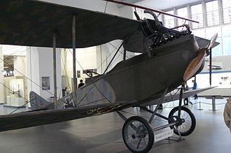 Rumpler C.IV - Rumpler C.IV as seen in Deutsches Museum
