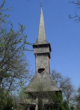 Desești - Desești wooden church