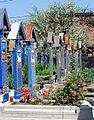 Rumunia, Sapanta, Wesoły Cmentarz(Aw58)13.JPG