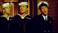 Russ Tamblyn Vic Damone and Tony Martin in Hit The Deck (Trailer).png
