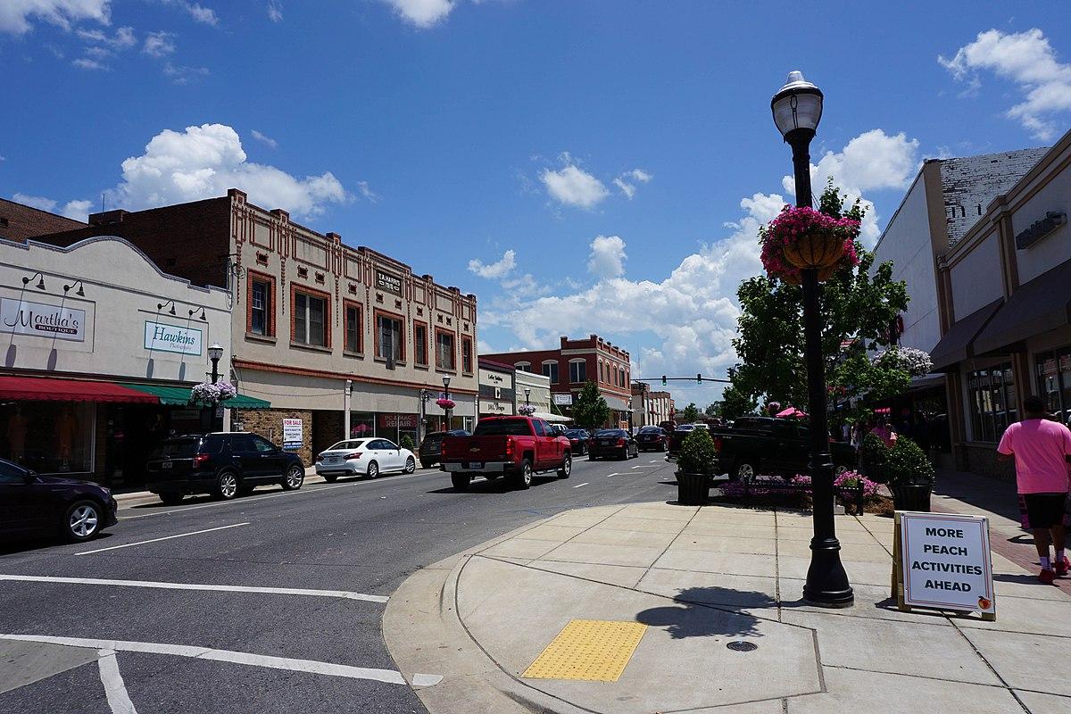 Downtown Ruston Historic District Wikipedia