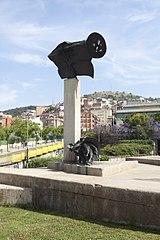 Monument a les Brigades Internacionals