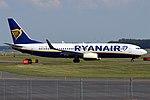 Ryanair, EI-GSA, Boeing 737-8AS (42523634030).jpg