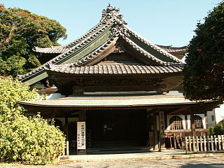 Japanese historical estate in Shinano province