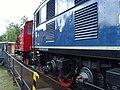 Süddeutsches Eisenbahnmuseum Heilbronn - Schnellzugloktreffen 069 - Flickr - KlausNahr.jpg