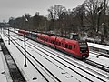 S-train line C in snow at Østerport Station 04.jpg
