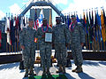 SAMC Hawaii inducts four, continues tradition of excellence 131016-A-KH515-708.jpg