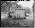 SHOT GUN HOUSE, EXTERIOR SOUTH. - 355 Third Street (House), Thomas, Jefferson County, AL HAER ALA,37-THOS,5-5.tif