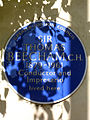 SIR THOMAS BEECHAM C.H. 1879 - 1961 Conductor and Impresario lived here.jpg