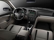 My14 Saab 9 3 Interior