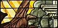 Saint-Chapelle de Vincennes - Baie 0 - Tunique et pied d'un ange (bgw17 0387).jpg