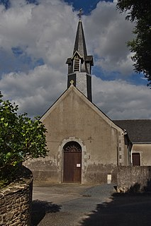 Saint-Erblon, Mayenne Commune in Pays de la Loire, France