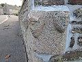 Saint-Laurent-de-Terregatte - Pierre sculpté de réemploi.JPG