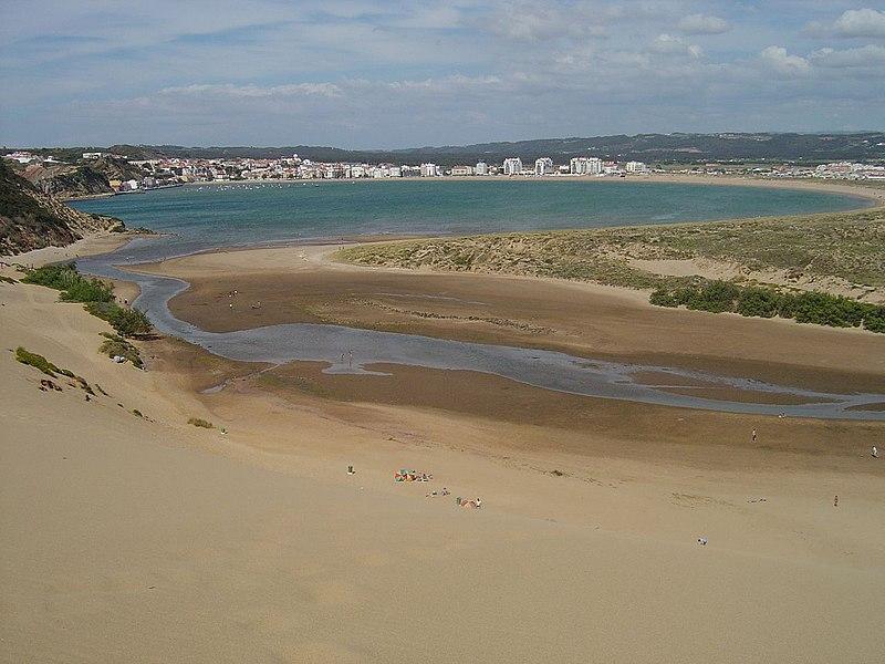 Image:Salir e S. Martinho do Porto (Portugal)3.jpg
