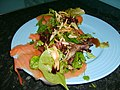 Salmon and salad (1027256961).jpg