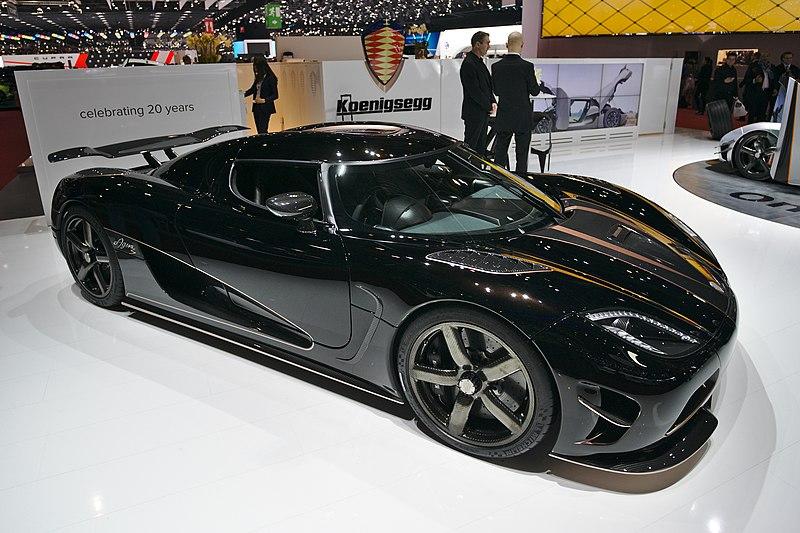 Datei salon de l 39 auto de gen ve 2014 20140305 koenigsegg agera s wikipedia - Salon de l automobile 2014 ...