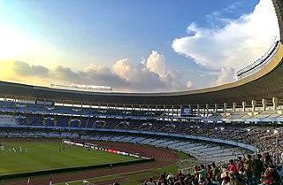 Salt Lake Stadium Multipurpose stadium in Kolkata, India