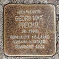 Salzburg - Gnigl - Schillinghofstraße 9 - Stolperstein Georg Max Prechtl.jpg