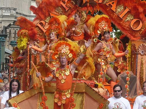 Samba Carnival Helsinki summer 2009