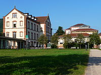 Sammlung Prinzhorn Ansicht von Westen.JPG