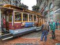 San Francisco Cable Car on Market Street.jpg
