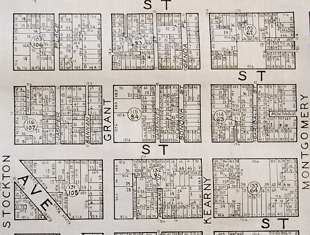 Line And Block Organizational Chart: San Francisco Vara Block Detail.jpg - Wikimedia Commons,Chart