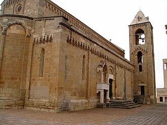 Giudicato of Cagliari - Dolianova Cathedral