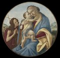 Sandro Botticelli - Virgin and Child with the Young Saint John the Baptist - 1970.160 - Cleveland Museum of Art.tif