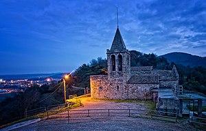 Sant Julià de Ramis - Church of Sant Cosme i Sant Damià