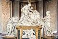 Santa Giustina (Padua) - Chapel of La Pieta - Pieta by Filippo Parodi.jpg
