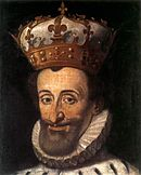Santi di Tito - Portrait of Henry IV of France - WGA22718