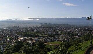 Santo Domingo de los Tsáchilas Province Province of Ecuador