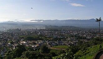 Santo Domingo de los Tsáchilas Province - Santo Domingo