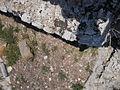 Santuario di Monte Sant'Angelo. Piccolo tempio riuso medievale - Esterno 54.JPG