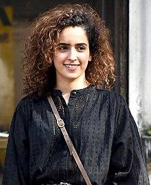 Sanya Malhotra - Wikipedia