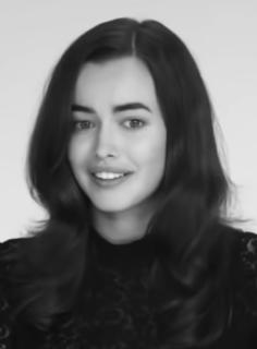 Sarah Stephens Australian model