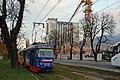 Sarajevo Tram-209 Line-3 2011-11-12.jpg