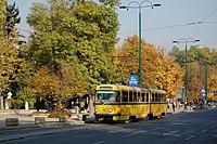 Sarajevo Tram-289 Line-2 2011-10-31 (3).jpg