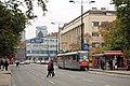 Sarajevo Tram-511 Line-3 2011-10-28 (8).jpg