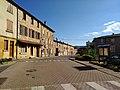 Sarcey (Rhône) - Rue Centrale direction sud (juil 2018).jpg