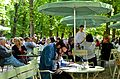 Saturday afternoon cafe, Jardin du Luxembourg, Paris 18 May 2014.jpg