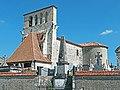 Savignac-sur-Leyze - Église Saint-Jean-Baptiste -4.JPG